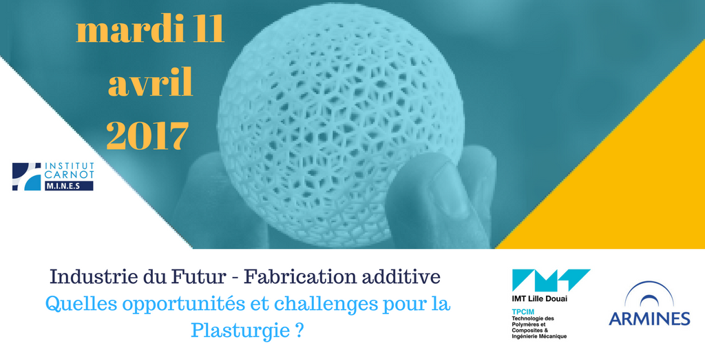Fabrication additive pour la plasturgie