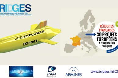 H2020 project BRIDGES selected among Top 30 French coordination success stories